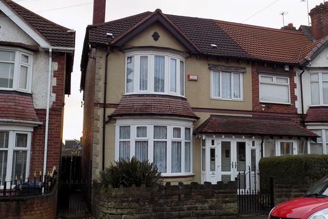 3 bedroom semi-detached house for sale - Upper Grosvenor Road, Handsworth, Birmingham B20