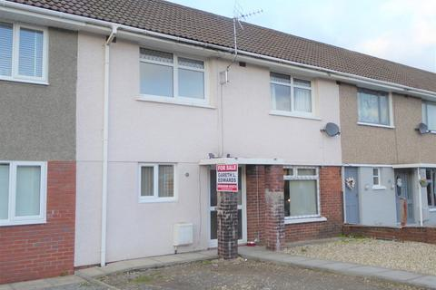 3 bedroom terraced house - Heol Maendy , Sarn, Bridgend. CF32 9UW