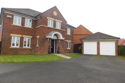 4 bedroom detached house for sale - SNOWDROP ROAD, BISHOP CUTHBERT, HARTLEPOOL