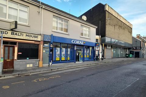Office to rent - Lock-Up Shop and Premises, 29/31 Market Street, Bridgend, CF31 1LJ