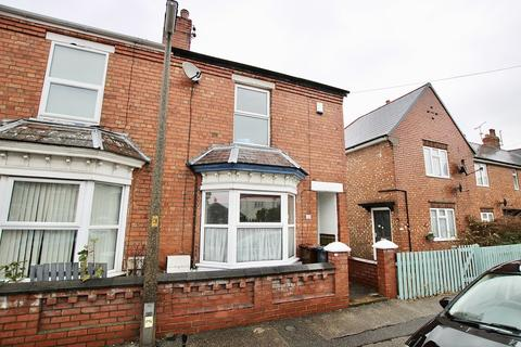 3 bedroom end of terrace house for sale - Vere Street, Lincoln