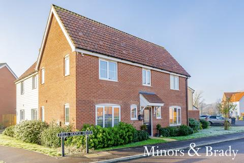4 bedroom detached house for sale - Field Maple Drive, Dereham