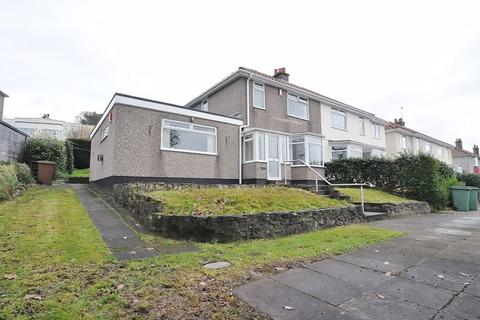 3 bedroom semi-detached house for sale - Tything Walk, Plymouth. Peverell House with a garden in Excess of 130ft in length.
