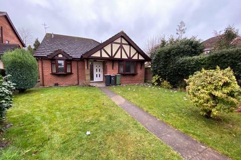 3 bedroom detached bungalow - The Parklands, Congleton