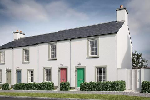 2 bedroom terraced house for sale - Plot 6, The Pirie, Greenlaw Road, Chapelton, Stonehaven