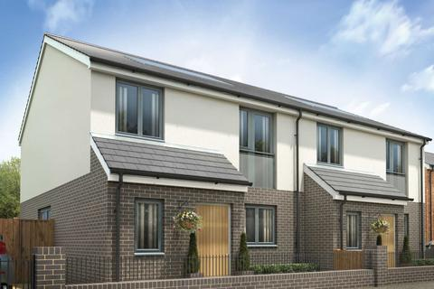 3 bedroom terraced house - Plot 309, The Hollinwood at New Brunswick, Watkin Close, Off Plymouth View M13