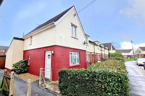 3 bedroom end of terrace house for sale - Siddalls Gardens, Tiverton