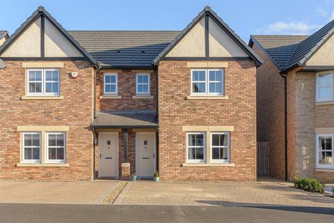 3 bedroom semi-detached house - Rosewood Close, Dove Park, Preston Grange, North Shields