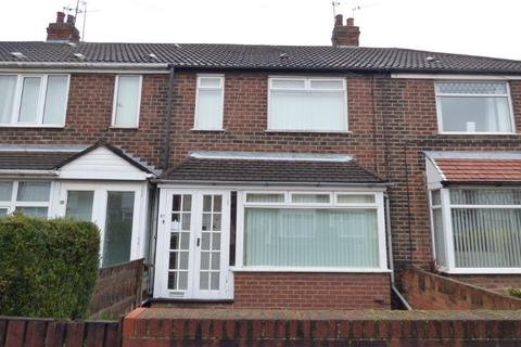 2 bedroom terraced house to rent - Bedale Avenue, Hull