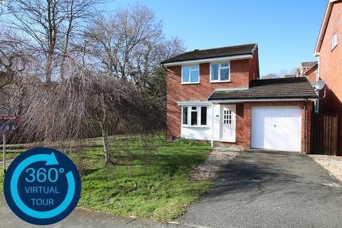 3 bedroom detached house for sale - Stoke Valley Road, Pennsylvania, Exeter