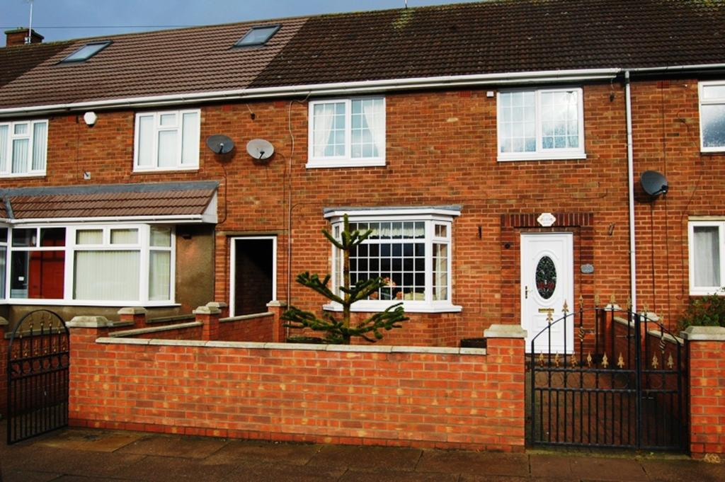 3 Bedrooms Terraced House for sale in Crosby Road, Grimsby DN33