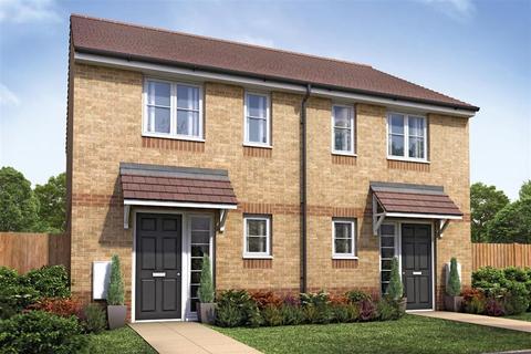 2 bedroom terraced house for sale - Plot The Belford - 363, The Belford - Plot 363 at Marston Grange, Marston Grange, Beaconside, Marston Gate ST16