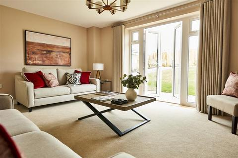 4 bedroom detached house for sale - Plot 16 - The Marford - Lilac Grove at Cranbrook at Cranbrook, London Road EX5