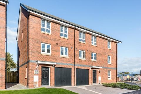Barratt Homes - Riverside @ Cathcart - Plot 562, The Elgin at The Boulevard, Boydstone Path G43