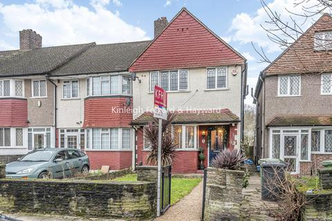 3 bedroom end of terrace house - Longhill Road, Catford