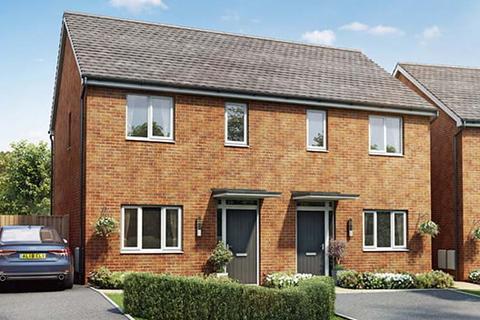 St. Modwen Homes - Egstow Park - Plot 96, The Hanbury at Alderman Park, Mansfield Road, Hasland S41