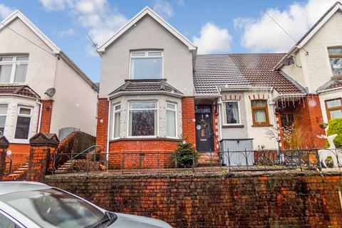 3 bedroom semi-detached house for sale - Caedu Road, Ogmore Vale, Bridgend . CF32 7DR