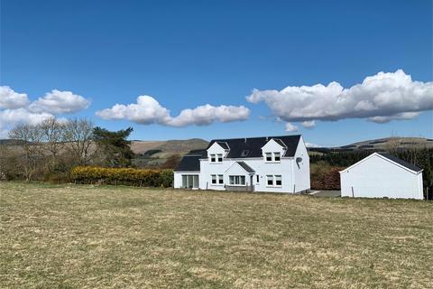 4 bedroom detached house for sale - Westside, Powmill, Dollar, Kinross-shire