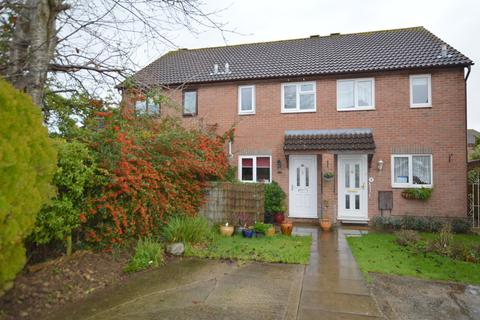 2 bedroom terraced house for sale - Wellesley Close, Melksham