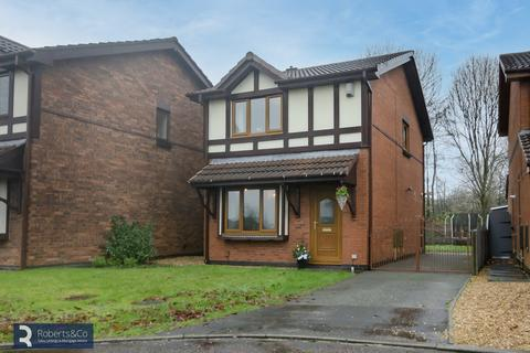 3 bedroom detached house for sale - Morland Avenue, Lostock Hall