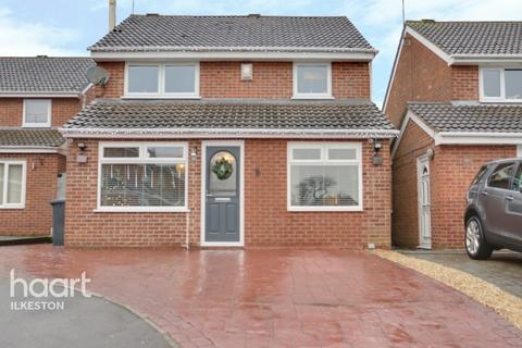 4 bedroom detached house for sale - Harlow Court, West Hallam