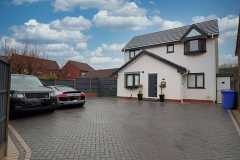 3 bedroom detached house for sale - Fernhurst Grove, Lightwood