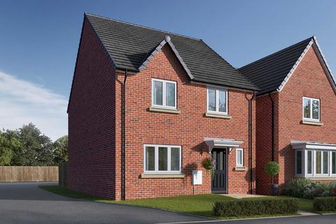 4 bedroom detached house for sale - Plot 65, The Mylne at Tara Fields, Tara Fields, Racecourse Road, East Ayton YO13