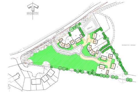 Plot for sale - Ashby Road, Ullesthorpe, Lutterworth