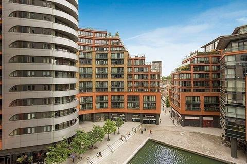 3 bedroom apartment to rent - Merchant Square, East Harbet Road, W2