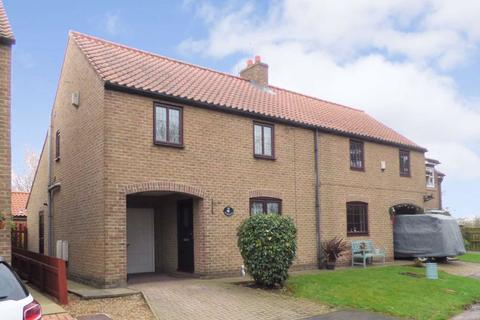 2 bedroom semi-detached house for sale - Pinfold, South Cave