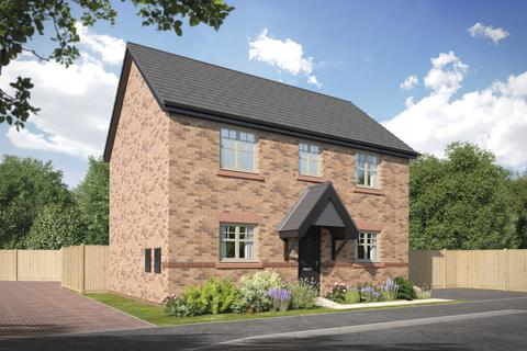 3 bedroom detached house for sale - Plot 80, The Japonica at King's Quarter, Westminster Road, Macclesfield SK10