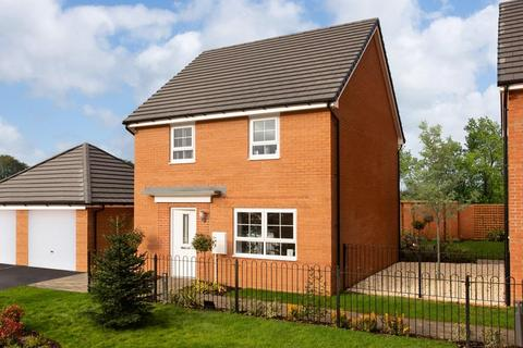 4 bedroom detached house for sale - Plot 31, Chester at Blossom Park, Hebron Avenue, Pegswood, MORPETH NE61