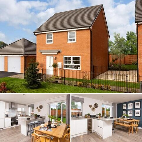 4 bedroom detached house for sale - Plot 31, Chester at Blossom Park, Hebron Avenue, Pegswood, MORPETH NE61