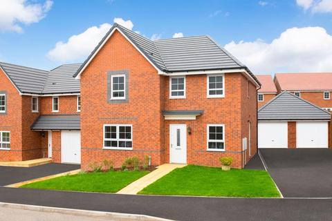 4 bedroom detached house for sale - Plot 102, Radleigh at Queens Court, Voase Way (Access via Woodmansey Mile), Beverley, BEVERLEY HU17