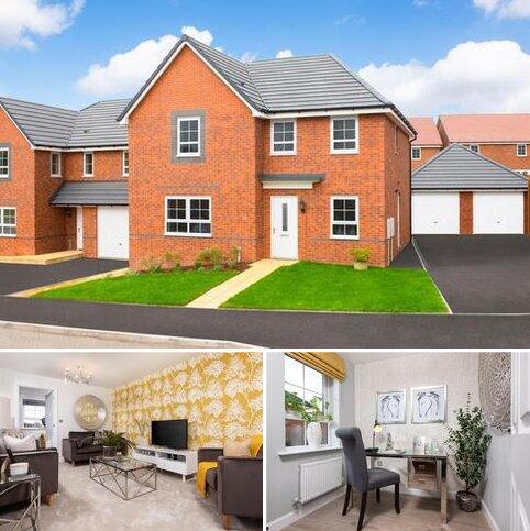 4 bedroom detached house for sale - Plot 102, Radleigh at Queens Court, Voase Way (Access via Woodmansey Mile), Beverley, BEVERLEY HU17