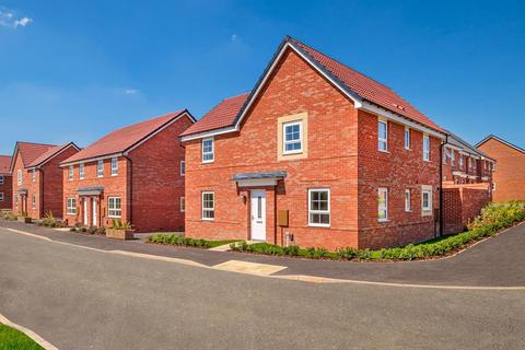 4 bedroom detached house - Plot 104, Alderney at Queens Court, Voase Way (Access via Woodmansey Mile), Beverley, BEVERLEY HU17