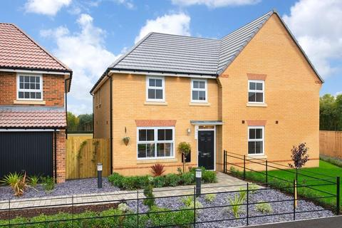 David Wilson Homes - Kingsbourne - Plot 137, The Shelley at Wistaston Brook, Church Lane, Wistaston CW2