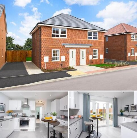 2 bedroom end of terrace house for sale - Plot 33, Kenley at Mortimer Park, Long Lane, Driffield, DRIFFIELD YO25