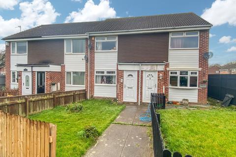 2 bedroom terraced house for sale - Stratford Close, Cramlington, Northumberland, NE23 8HW
