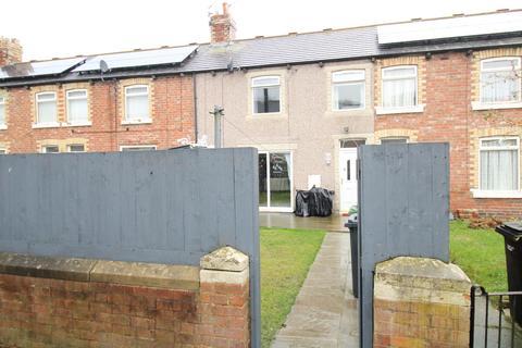2 bedroom terraced house for sale - Pont Street, Ashington NE63