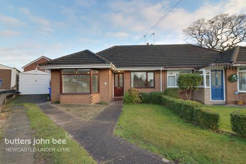 2 bedroom semi-detached bungalow - Craven Close, Stoke-On-Trent