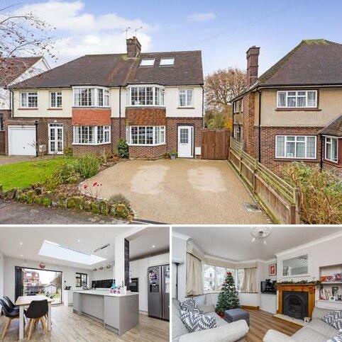 4 bedroom semi-detached house for sale - Wilman Road, Tunbridge Wells