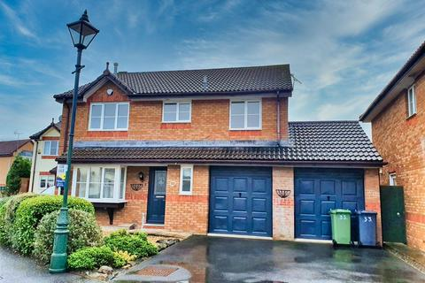 4 bedroom detached house - Middle Combe Drive, Roundswell, Barnstaple