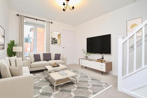 2 bedroom semi-detached house for sale - Hudson Way, Grantham