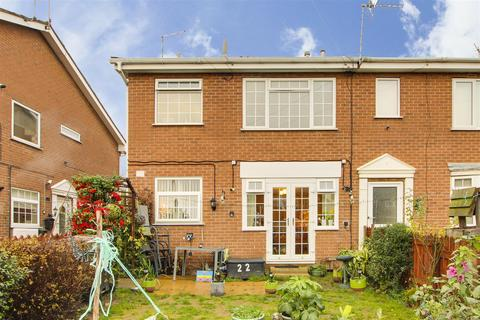 2 bedroom maisonette for sale - Sherbrook Road, Daybrook, Nottinghamshire, NG5 6AP