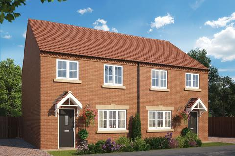 3 bedroom semi-detached house - Plot 40, The Wickham at Tranby Park, Beverley Road, Anlaby HU10
