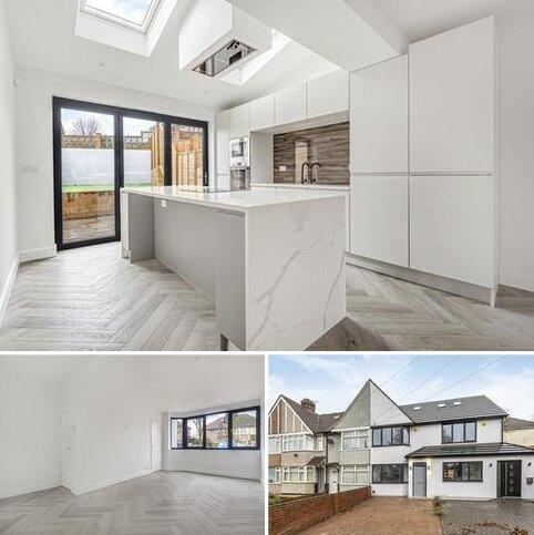 4 bedroom terraced house for sale - Mount Culver Avenue Sidcup DA14