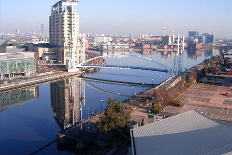 1 bedroom apartment - Guy Fawkes Street, Manchester, M5 3FR