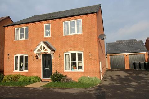 4 bedroom detached house for sale - Duckpond Lane, Cotton Grange, Weddington, Nuneaton. CV10 0FH