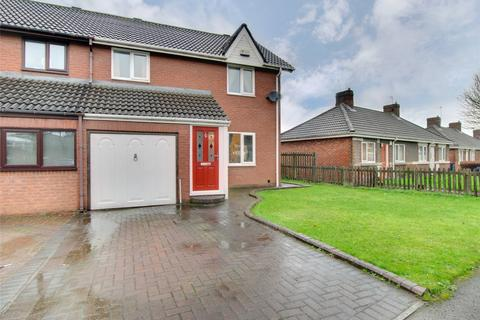 3 bedroom end of terrace house for sale - Springwell Village